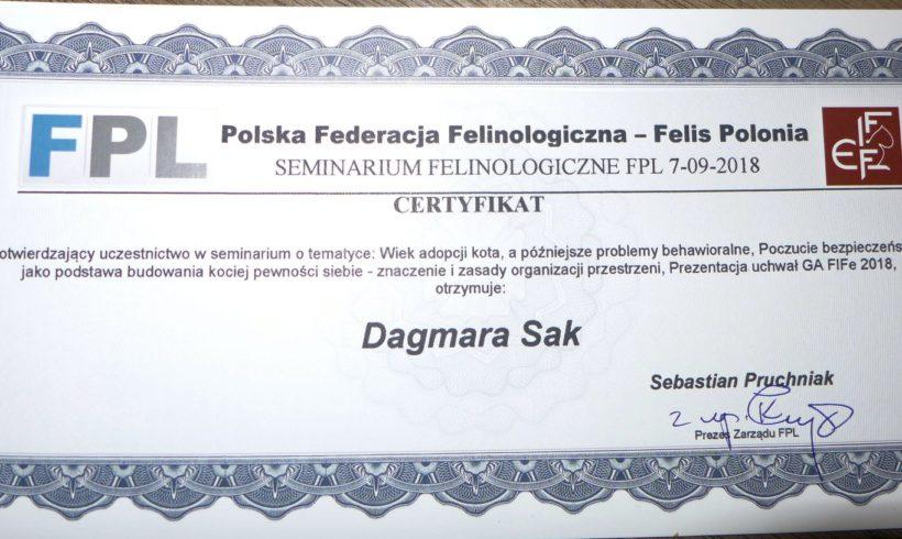 Seminarium Felinologiczne
