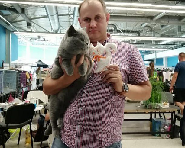 24 i 25 wystawa kotów  Ostravie